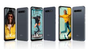 LG Serie K - Destacada