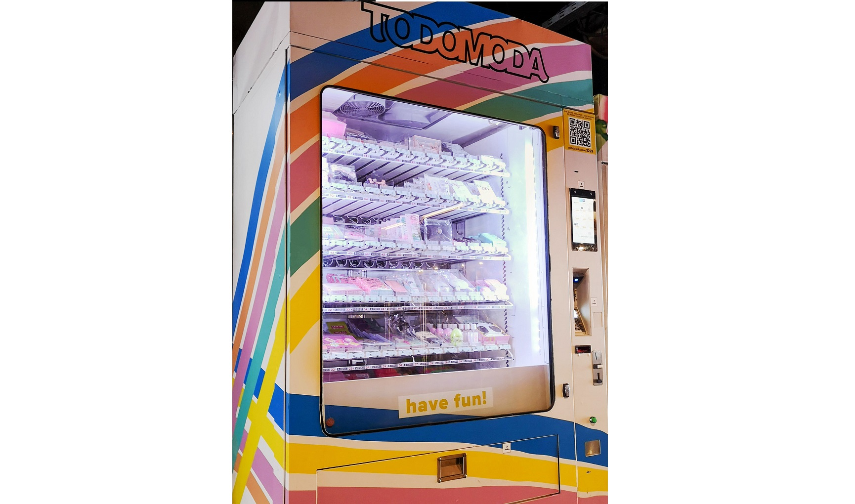 Máquinas-vending-todomoda